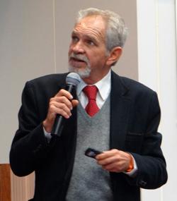 Artur João Gradim em Palestra